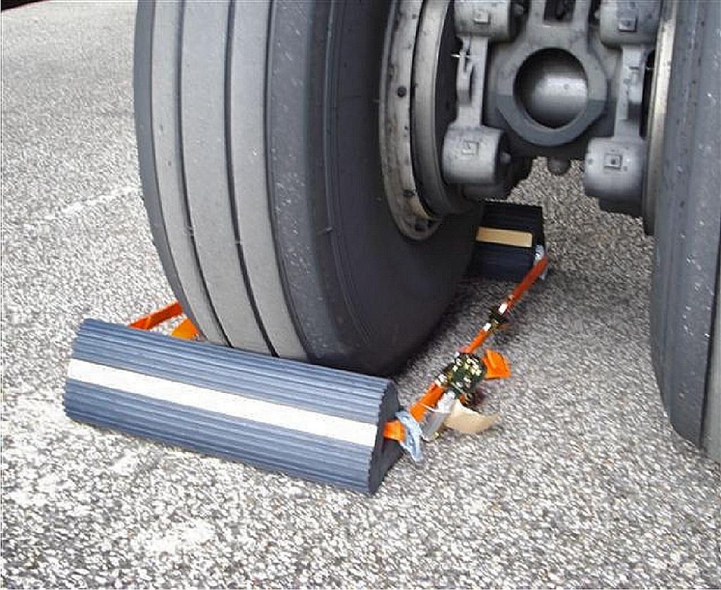 Aircraft Wheel Chocks Drallim Industries